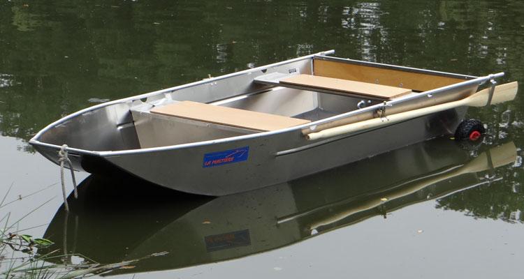 geschweißtes Boot