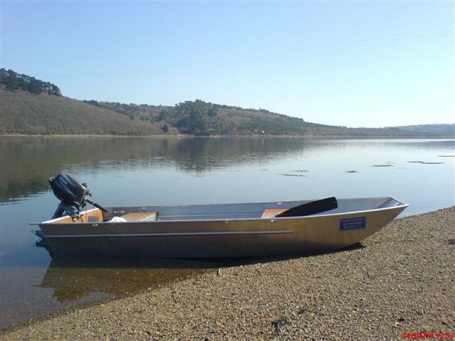 Flachbodenboot  _1