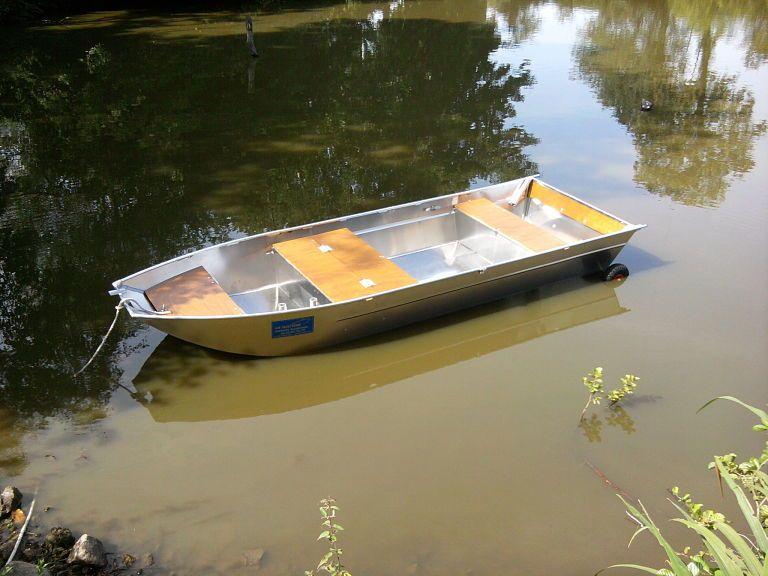 Flachbodenboot  _11