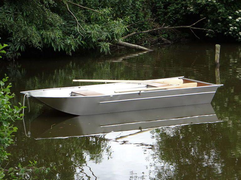Flachbodenboot  _12