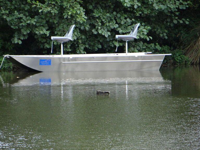 Flachbodenboot  _13