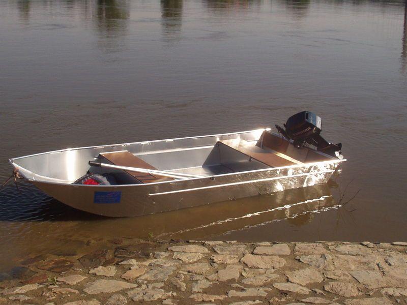 Flachbodenboot  _14