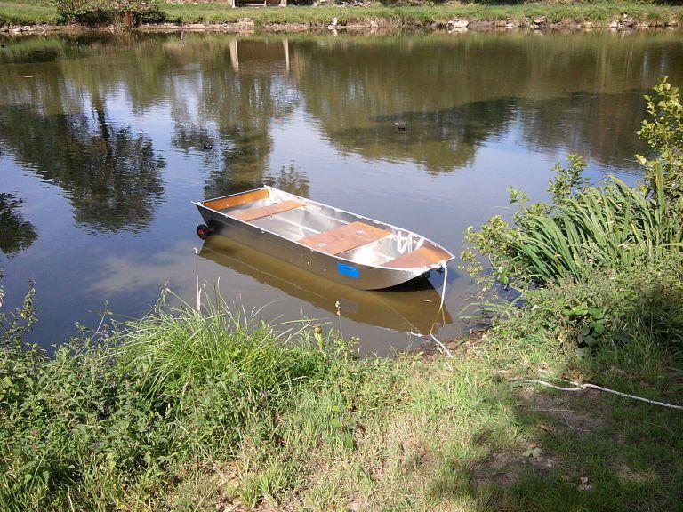 Flachbodenboot  _15