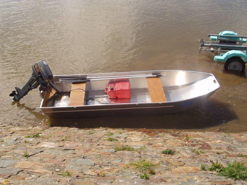 Flachbodenboot  _16