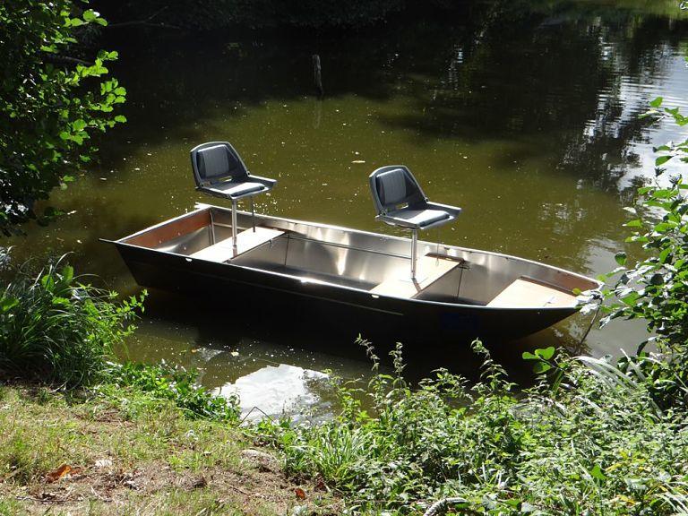 Flachbodenboot  _17