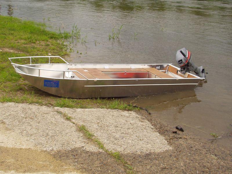 Flachbodenboot  _19