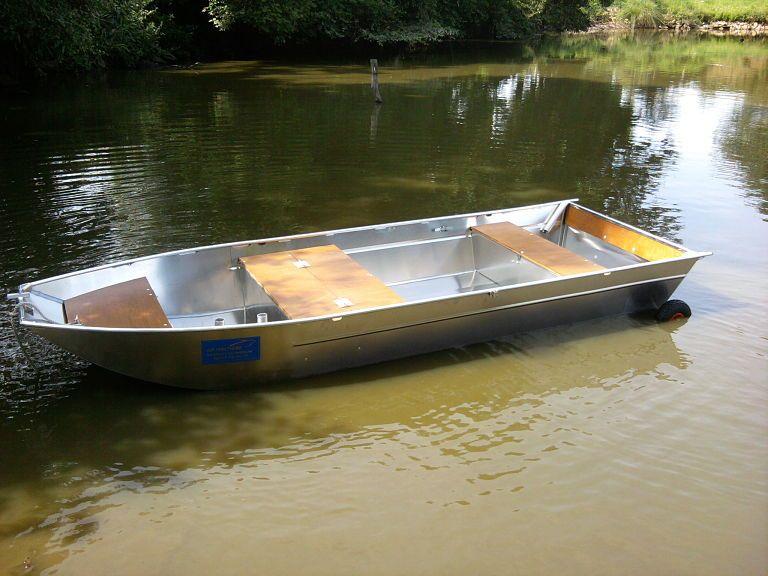 Flachbodenboot  _2