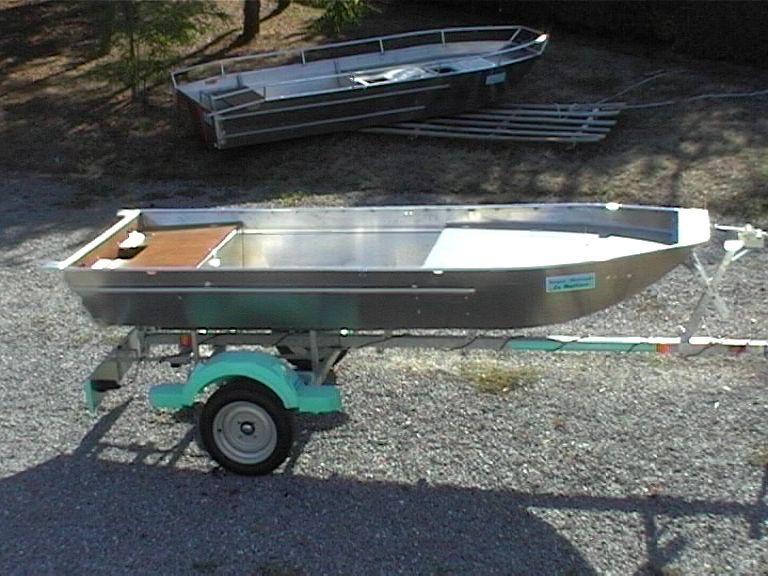 Flachbodenboot  _20