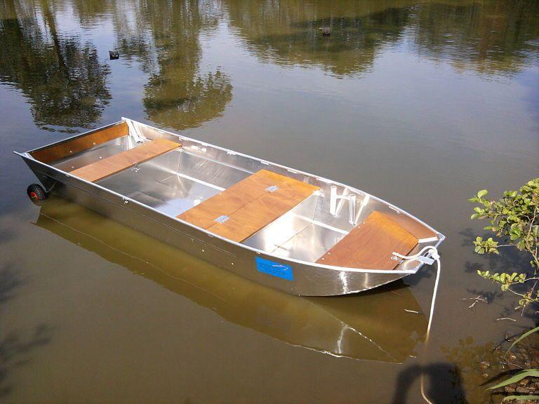 Flachbodenboot  _21