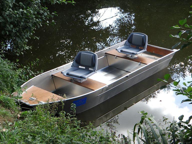 Flachbodenboot  _23