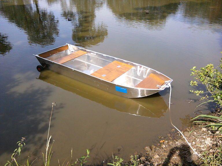 Flachbodenboot  _25