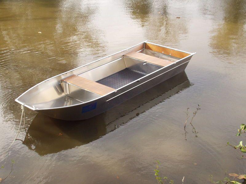 Flachbodenboot  _27