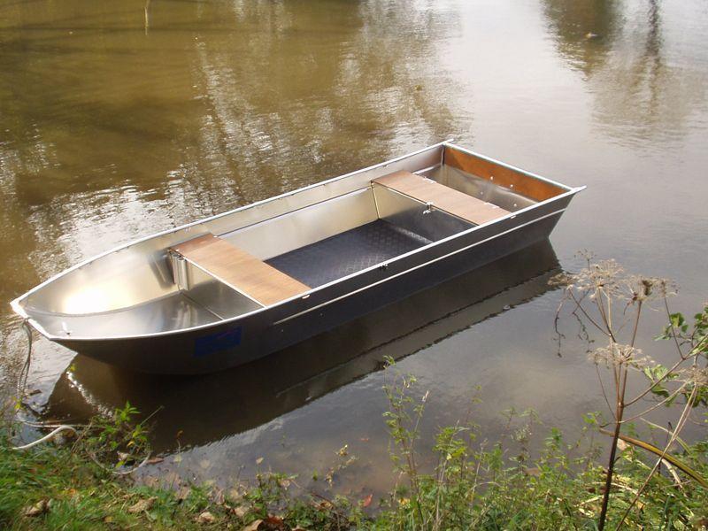 Flachbodenboot  _28