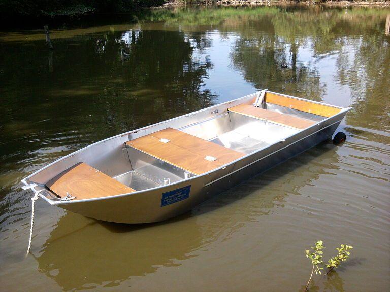 Flachbodenboot  _3
