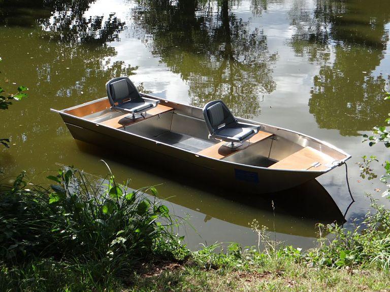 Flachbodenboot  _5