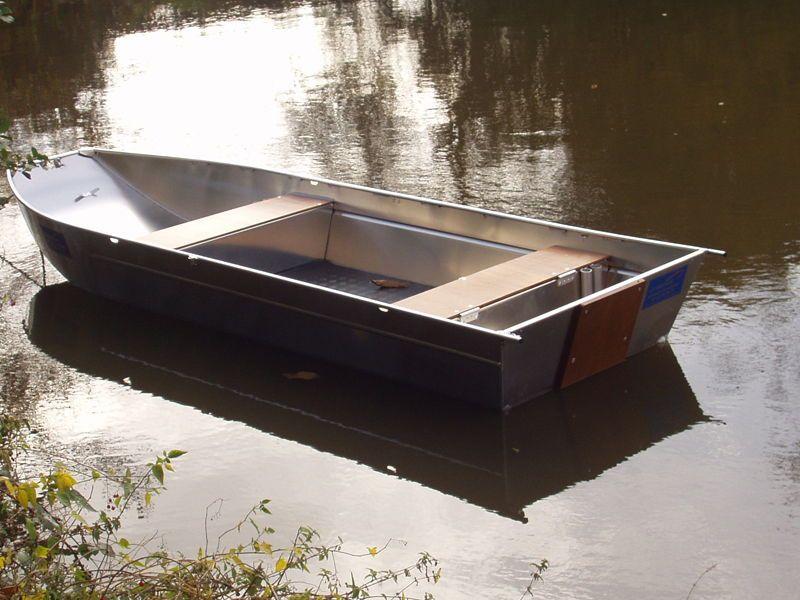 Flachbodenboot  _6