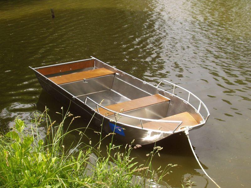 Flachbodenboot  _8