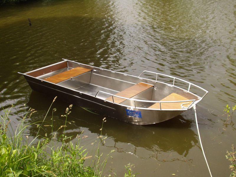 Flachbodenboot  _9