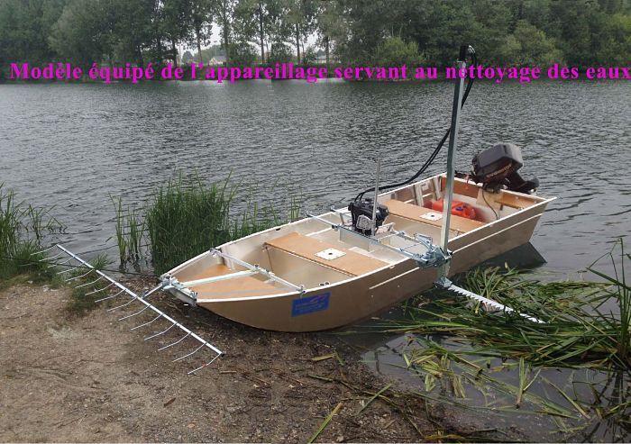 Fischerboot aus Aluminium (14)