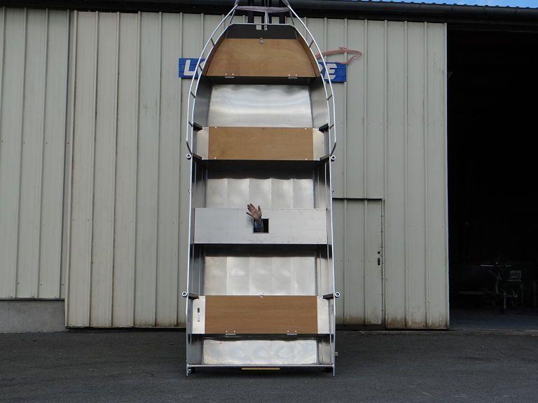 Fischerboot aus Aluminium (3)