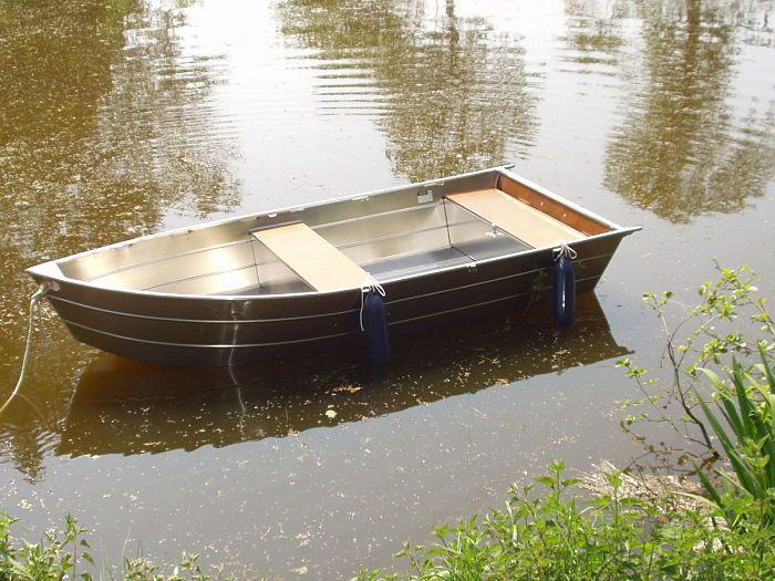 Aluminium Boot - Fischerboot  (10)