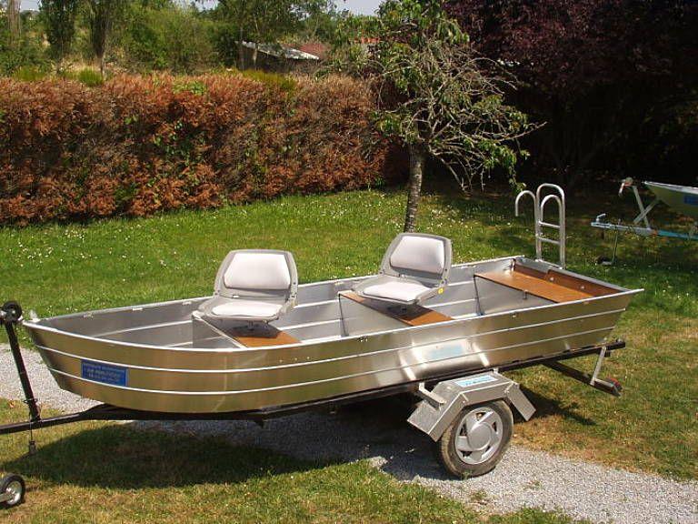 Aluminium Boot - Fischerboot  (12)
