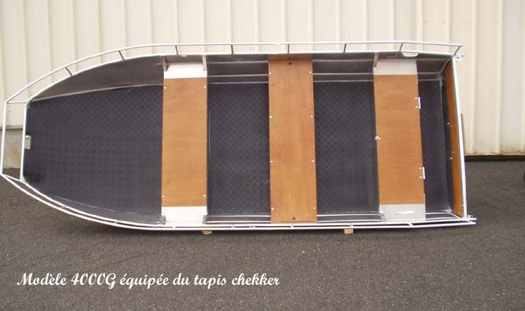 Aluminium Boot - Fischerboot  (4)