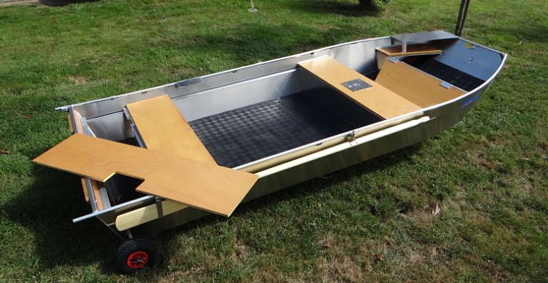 Aluminium Fischerboot (13)