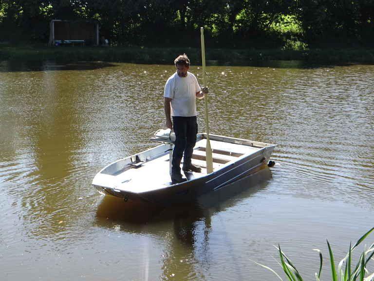 Aluminium Fischerboot (15)