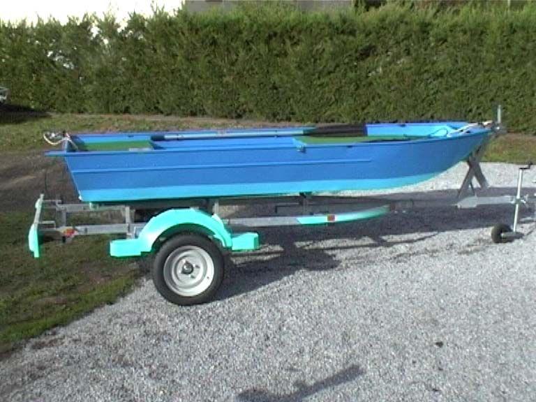 Aluminium Fischerboot (28)