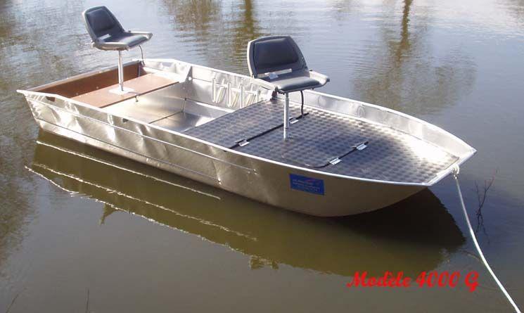 Aluminium Fischerboot (31)
