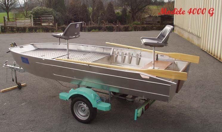 Aluminium Fischerboot (32)