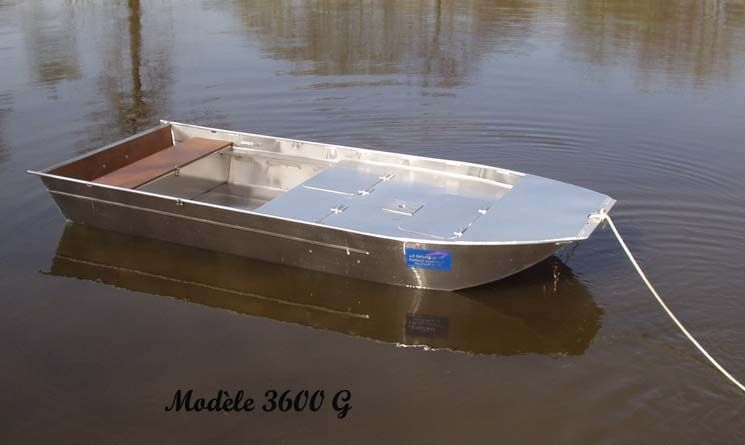 Aluminium Fischerboot (33)