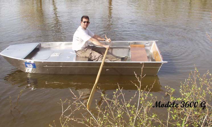 Aluminium Fischerboot (36)