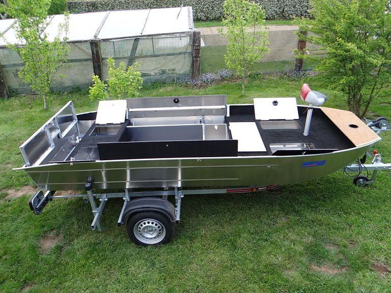 Aluminium Fischerboot (4)