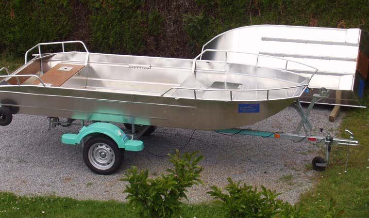 Aluminium Fischerboot (59)