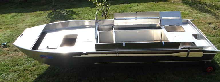 Aluminium Fischerboot (6)