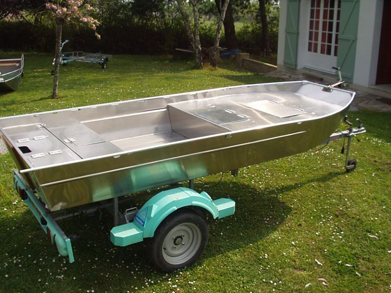 Aluminium Fischerboot (63)