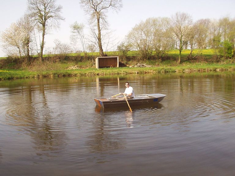 Aluminium Fischerboot (68)