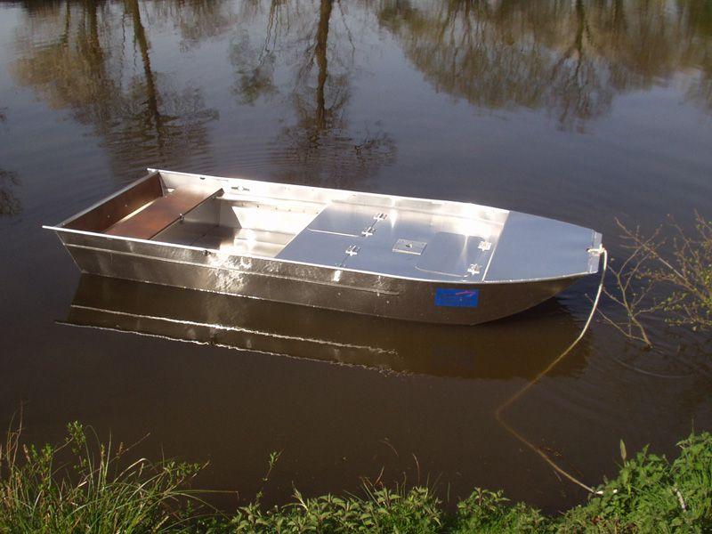 Aluminium Fischerboot (69)