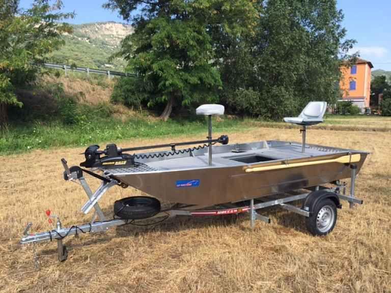 Aluminium Fischerboot (73)