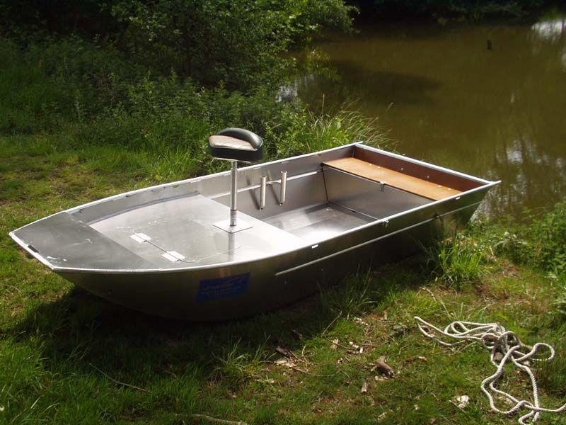 Aluminium Fischerboot (86)