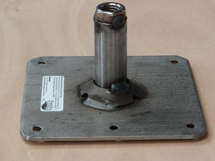 Aluminium Boot - Platin (2)