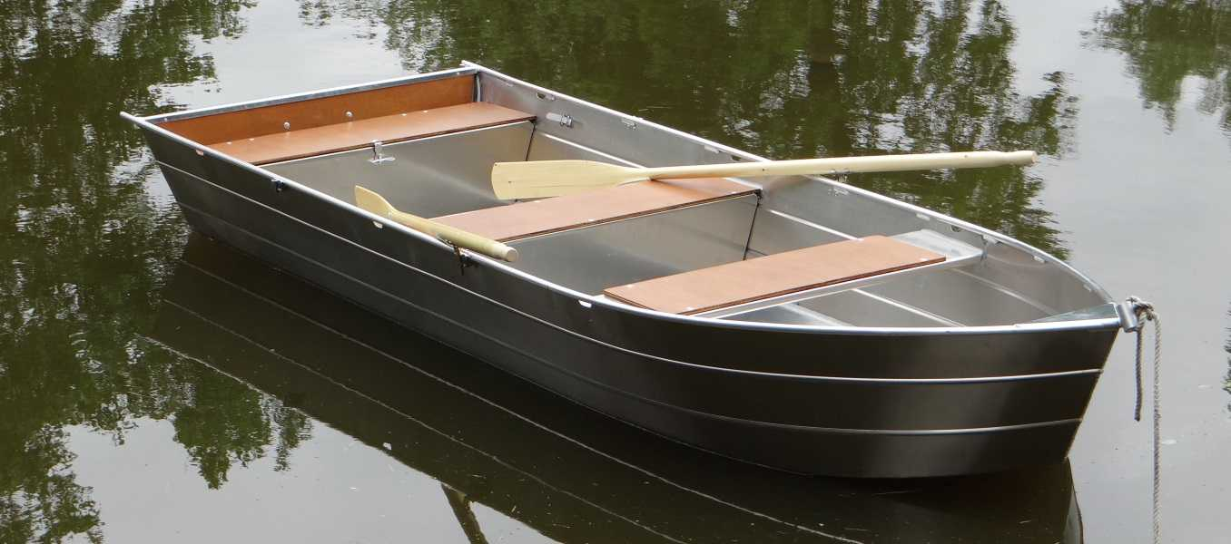 Leichtes-Aluminiumboot