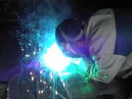 Aluminium Fischerei