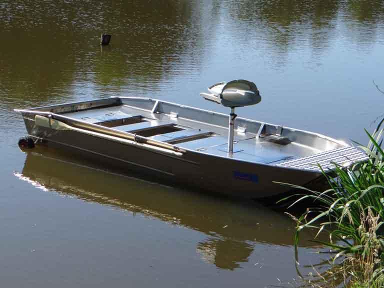 Stabiles und solides Boot